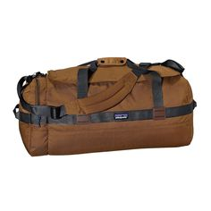 Medium Gym Bag with Shoe Compartment Men Duffel Bag Square Stokes