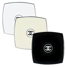 Chanel Coco Inspired Compact Mirror Portable Phone Charger (ISO & Android) £35