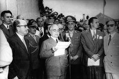Povo, poder e petróleo na posse de Vargas - 1951 | GGN - Um trecho do discurso de posse do presidente Getúlio Vargas, em janeiro de 1951, exatos novecentos e oitenta dias antes da fundação da PETROBRAS,....