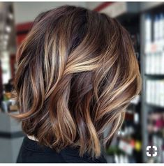 16 Best Brown Balayage Bob Images In 2019 Brunette Hair
