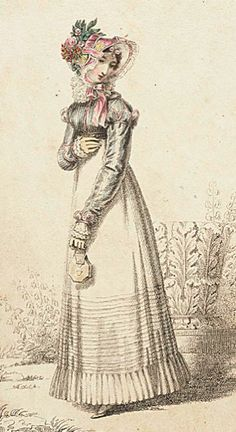 bumble button: Free Jane Austen Regency Fashion Costume Plates, Engravings, Paintings from late 1700- 1820s