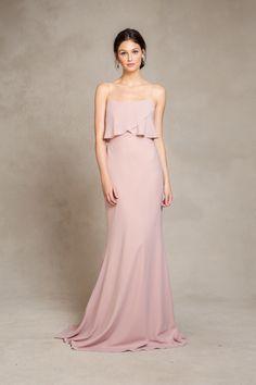 """Blake"" available at Carrie Karibo Bridal www.carriekaribo.com #carriekaribobridal #jennyyoonyc"