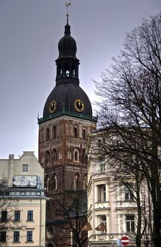 Riga Cathedral, Latvia | Incredible Pictures