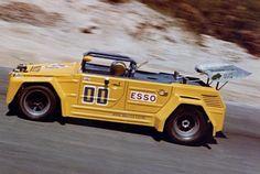 VW Thing - race car