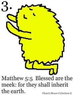 Church House Collection Blog The Beatitudes Clip Art