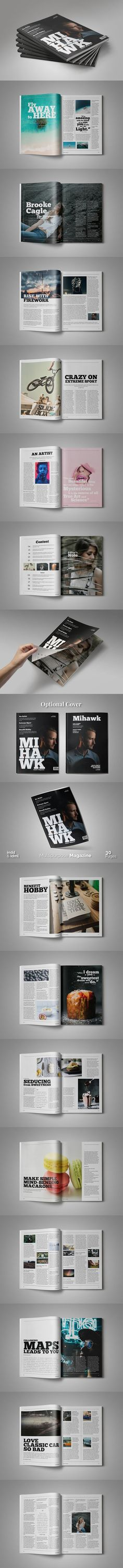 Mihawk Magazine (2017 Edition)