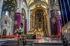 Fieles estudiarán aspectos del arte sacro de los templos antiguos de Ciudad de México