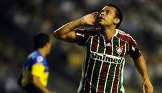 Imagens de Boca Juniors x Fluminense