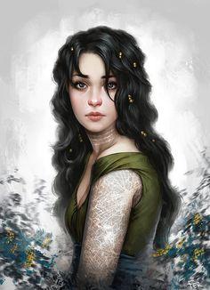 Digital Illustrations by Fernanda Suarez
