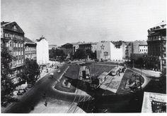 1950-es évek, Kálvin tér, 5. és 8.kerület