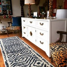 """""""Stunner of the week: oriental style long dresser from the Mandarin Collection, by Henry Link.  w-70"""" d-18.5"""" h-32"""" #WestoftheAshley #newlylacquered…"""""""