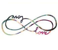 i love my boyfriend Infinity Name Tattoo, Double Infinity Tattoos, Infinity Love, Name Tattoos, Sister Tattoos, Tatoos, Ambigram Tattoo, I Tattoo, Small Tattoos