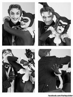 10. Harley Quinn y El Guason