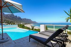 Beach Villa Cape Town, South Africa