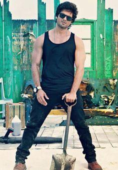 Shahid - #HandsomeHunk