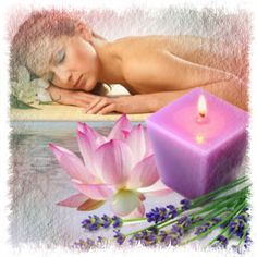 Aromatherapy Relaxation Natural Soy Scent Samplers