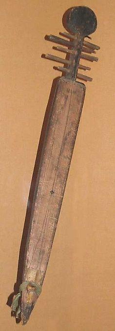 Tonkori  Ainu  The Metropolitan Museum of Art