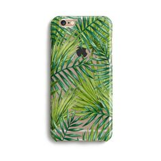 Clear Palm - Phone Case