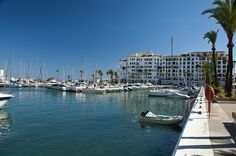 A coffee in Puerto de la Duquesa,which I came across with a friend by accident! Beautiful-will never forget it.