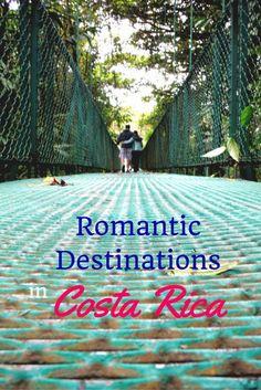 Romantic Destinations in Costa Rica