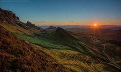 Quiraing sunrise on Isle of Skye I (c) Spectacular Scotland