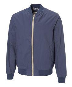 Look what I found on #zulily! Canal Edmonds Zip-Up Jacket - Men #zulilyfinds