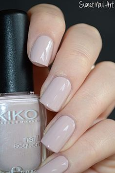 Kiko N°372 #Taupe chez Kiko ♥