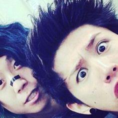 Taka&Tomo君