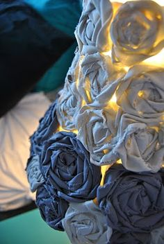 rose lamp shade