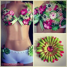 dfa0631b03 Sexy Rave Outfits for sale online - Festival Fanatics