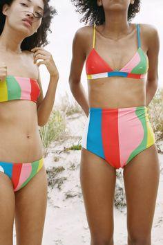 Triangle Bralette Bikini Top