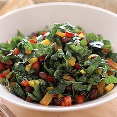 Apricot-Spinach Salad With Ginger-Soy Dressing
