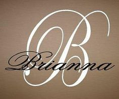 """15"""" decal perfect for kids rooms. Or use as a focal point in living room with Family Name!"""
