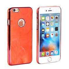 PhoneStar Premium Marmor Design Hardcase Handyhülle Schut... https://www.amazon.de/dp/B01H3RZDBS/ref=cm_sw_r_pi_dp_uU9AxbZSJ2DXG 12,95 € #marmor #case #iPhone #iP6 #rot #orange #summer #colorful