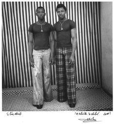 © Malick Sidibé - En Mode Fashion
