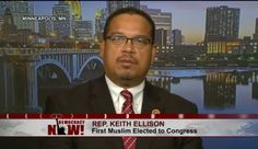 "FLASHBACK: Keith Ellison Calls U.S. Constitution A ""White Racist Conspiracy,"" Calls For Blacks To Get Own Nation"