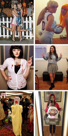 15 Movie Character DIY Halloween Costumes Only True '90s Girls Will Love  next year....