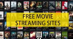 Movie Streaming Sites to Watch Movies without Downloading / registration | MeetRV