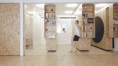 This Tiny Home Uses Sliding Walls to Transform One Room Into Four