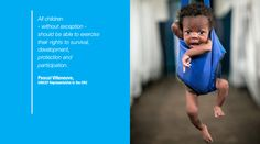 If a picture's worth a thousand words, it's worth your time to check out this beautiful gallery from @unicef & EU ECHO on the importance of nutrition.