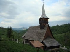 Geogel, Romanian Orthodox wooden church