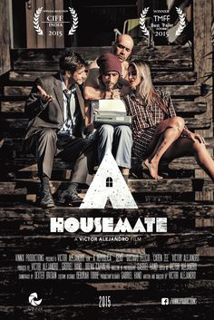A Housemate - Short film | Poster