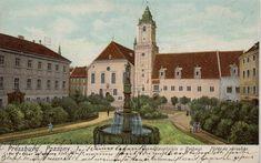 14 Bratislava, Mansions, History, House Styles, Times, Decor, House, Historia, Decoration