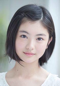 Minami Hamabe 浜辺 美波 such a beautiful lady! Beautiful Japanese Girl, Japanese Beauty, Beautiful Asian Women, Asian Beauty, Asian Short Hair, Short Hair Cuts, Short Hair Styles, Asian Cute, Cute Asian Girls