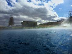 Swimming In A Secret // The Secret Lagoon, Iceland | Unlocking Kiki
