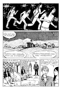 EL GRITO DEL DIBUJANTE: LOS MOK- 25- Secretos 2ª parte, página 6