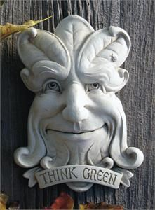 Think Green - Carruth Studio