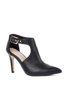 Buckle Cuff Pointy Heels: Woolworths