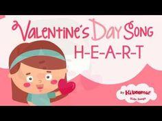 English Corner Time: Valentine's Day Song for Children http://englishcornertime.blogspot.com
