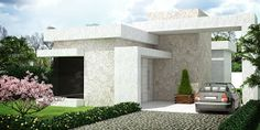 Arch Progetti: Maquete Eletrônica da Casa Modelo 02-Arraial do Ca...